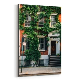 Noir Gallery West Village House New York City Canvas Wall Art Print