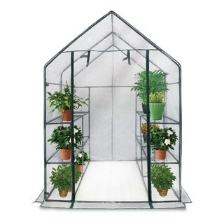 Sontax Large Walk-in Greenhouse