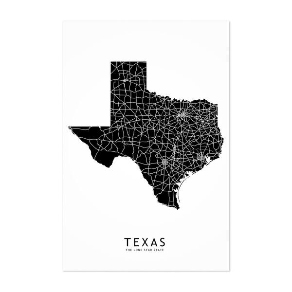 Noir Gallery Texas Black State Map Unframed Art Print/Poster on location of rosenberg texas, major aquifers of texas, google austin texas, american bank of texas, the annexation of texas, geographic center of texas, dallas texas, relative location of texas, geographical id texas, city of rosenberg texas, temperature austin texas, missions of texas, city of manor texas, austin city limits map texas, lakes of texas, 3d physical map texas, printable maps north texas, is there desert in texas, black and white state of texas, stuff about texas,