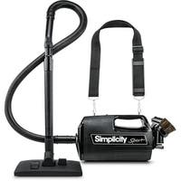 Simplicity Vacuums Sport Portable Canister Vacuum Cleaner