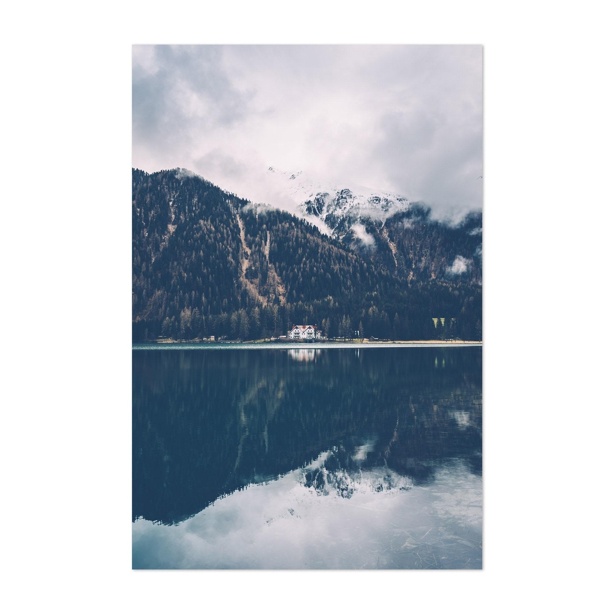 Tyrol Art print POSTER Mountains