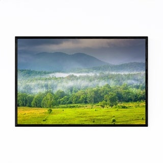 Noir Gallery Great Smoky Mountains Cades Cove Framed Art Print