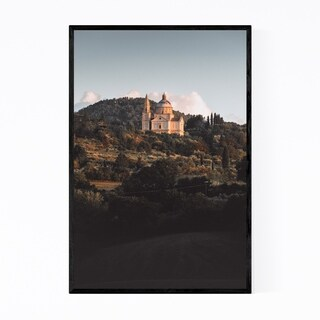 Noir Gallery Tuscany Italy Montepulciano Framed Art Print