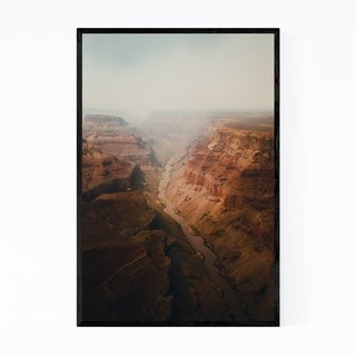 Noir Gallery Grand Canyon Arizona Landscape Framed Art Print