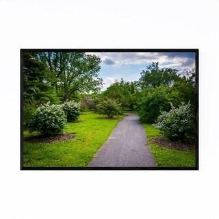 Noir Gallery Cylburn Arboretum Baltimore Framed Art Print