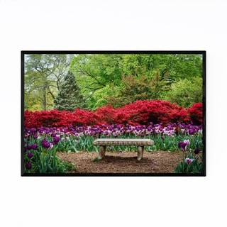 Noir Gallery Sherwood Gardens Baltimore MD Framed Art Print