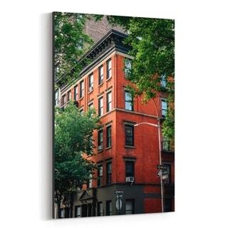Noir Gallery West Village New York City Canvas Wall Art Print