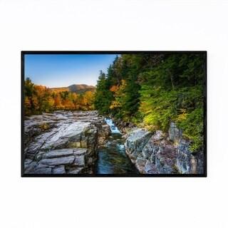 Noir Gallery White Mountains New Hampshire Framed Art Print