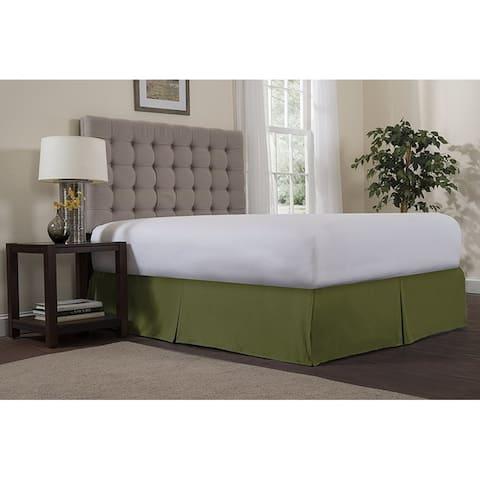 Riversifi Center Pleat Bed Skirt Variation of Colors