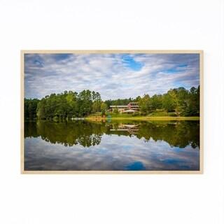 Noir Gallery Lake Norman, North Carolina Framed Art Print