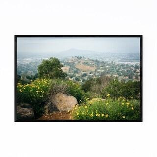 Noir Gallery La Mesa San Diego California Framed Art Print