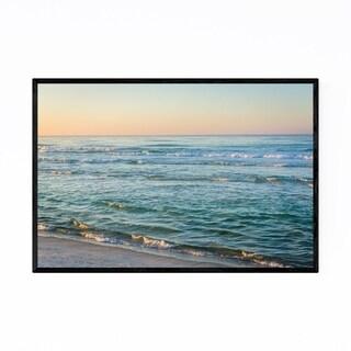 Noir Gallery Panama City Beach, Florida Coast Framed Art Print