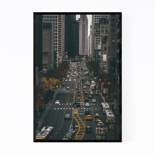 Noir Gallery Chicago Illinois Photography Framed Art Print
