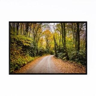 Noir Gallery Blue Ridge Parkway Autumn Framed Art Print