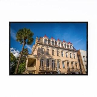 Noir Gallery Charleston, South Carolina Framed Art Print