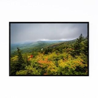 Noir Gallery Grandfather Mountain Appalachian Framed Art Print