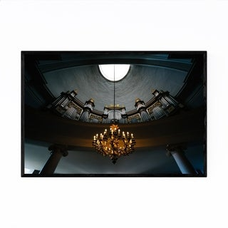 Noir Gallery Helsinki Cathedral Architecture Framed Art Print