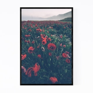 Noir Gallery Castelluccio di Norcia Umbria Framed Art Print