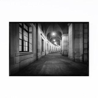 Noir Gallery Black & White Washington, DC Framed Art Print