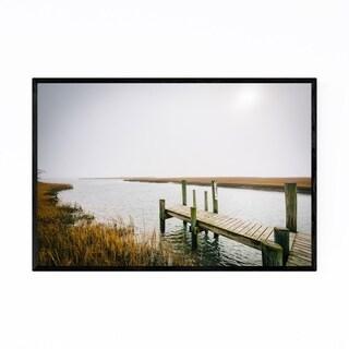 Noir Gallery Virginia Chincoteague Island Framed Art Print