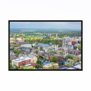 Noir Gallery New Haven CT Yale University Framed Art Print
