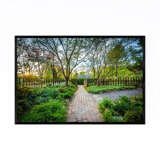 Noir Gallery Cylburn Arboretum Baltimore MD Framed Art Print