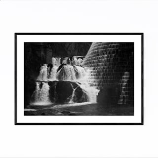 Noir Gallery New Croton Dam New York Framed Art Print