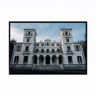 Noir Gallery Virginia Swannanoa Palace Framed Art Print
