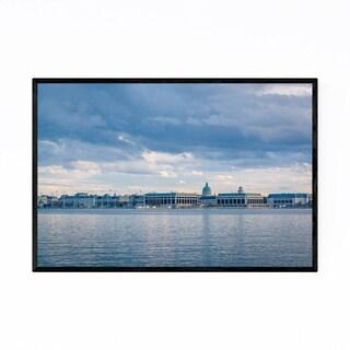 Noir Gallery Naval Academy Annapolis Maryland Framed Art Print