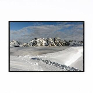 Noir Gallery Saalbach-Hinterglemm Austria Framed Art Print
