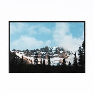 Noir Gallery Banff National Park Alberta Framed Art Print