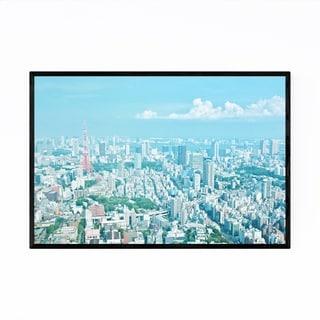 Noir Gallery Tokyo Japan Photography Roppongi Framed Art Print