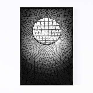 Noir Gallery Modern Architecture New York NYC Framed Art Print