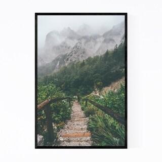 Noir Gallery Logar Valley Slovenia Photo Framed Art Print