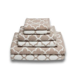 Link to Irongate 6-Piece Cotton Bath Towel Set Similar Items in Towels