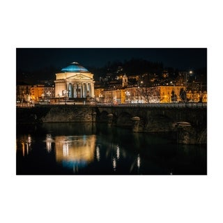 Noir Gallery Turin Italy Urban Photography Unframed Art Print/Poster