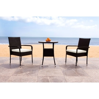 Havenside Home Dibiri 3-piece Bistro Set