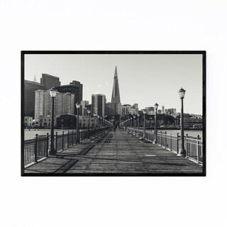 Noir Gallery Transamerica San Francisco CA Framed Art Print