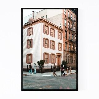Noir Gallery West Village New York City NYC Framed Art Print