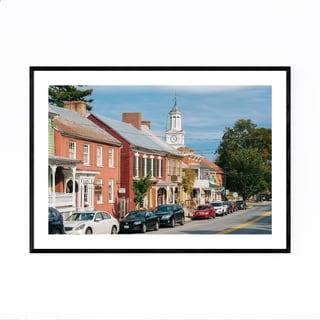 Noir Gallery Shepherdstown West Virginia Framed Art Print