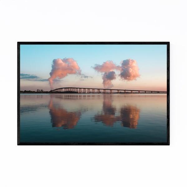 Noir Gallery Prien Lake Charles Louisiana Framed Art Print