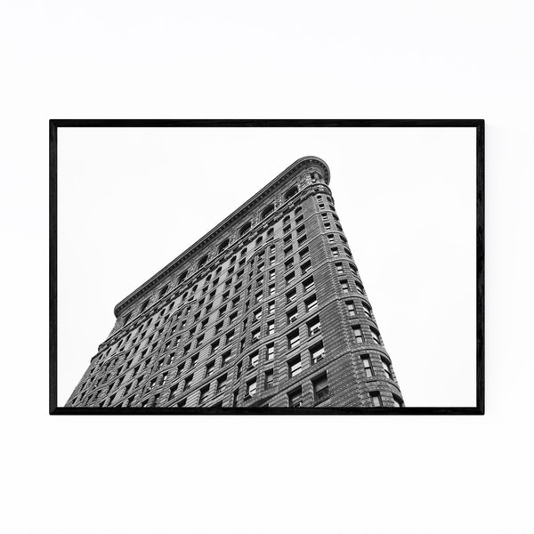 Noir Gallery Flatiron Building New York City Framed Art Print