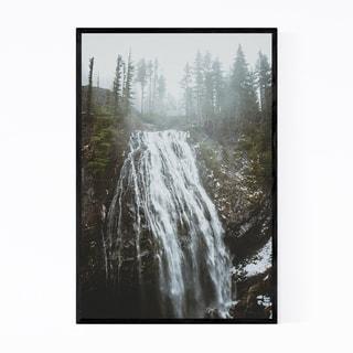 Noir Gallery Rainier National Park Washington Framed Art Print