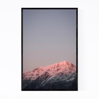 Noir Gallery North Cascades Diablo Lake WA Framed Art Print