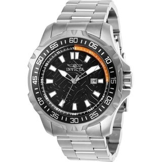Link to Invicta Men's 25784 'Pro Diver' Stainless Steel Watch Similar Items in Men's Watches