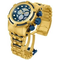 Invicta Men's 12742 'Reserve' Bolt Zeus Chronograph Gold-Tone Stainless Steel Watch