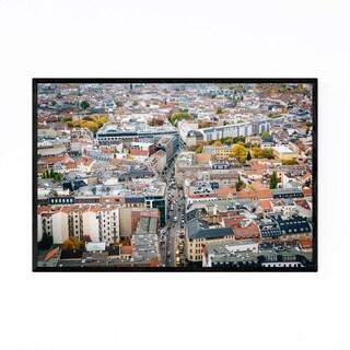 Noir Gallery Berlin Germany Europe Cityscape Framed Art Print
