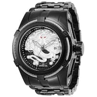 Invicta Men's 28771 'Bolt' Automatic Black Stainless Steel Watch