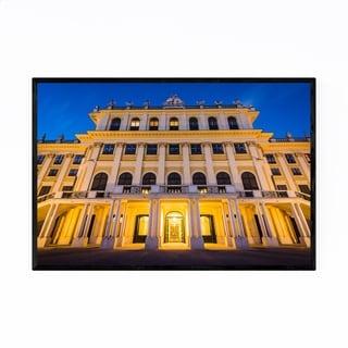 Noir Gallery Vienna Schönbrunn Palace Framed Art Print