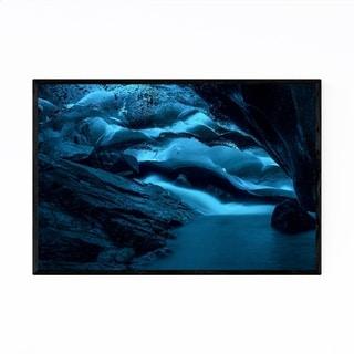 Noir Gallery Juneau Alaska Landscape Nature Framed Art Print